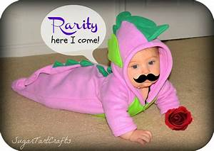 Spike the Dragon Costume - Stitch and Pink