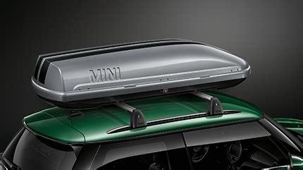 coffre de toit mini cooper mini fr offres sp 233 ciales d 233 t 233 bagagerie et loisirs