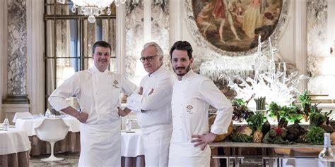 le chef cuisine le meurice alain ducasse restaurants and bar in