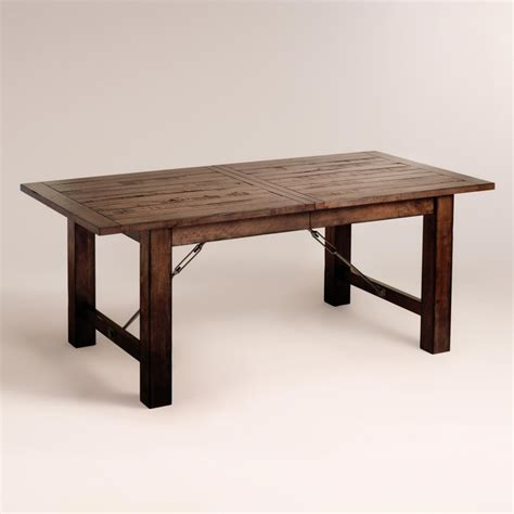 world dining table dining table world market dining table 3660