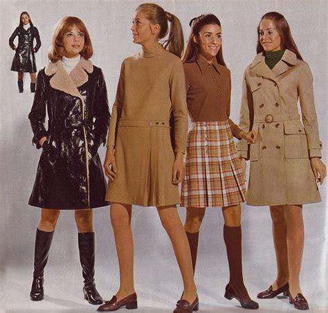 siebziger jahre kleidung 1969 vintage fashion catalog scans 70s 80s in 2019