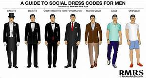 Semi Formal Dress Code-what Does It Mean