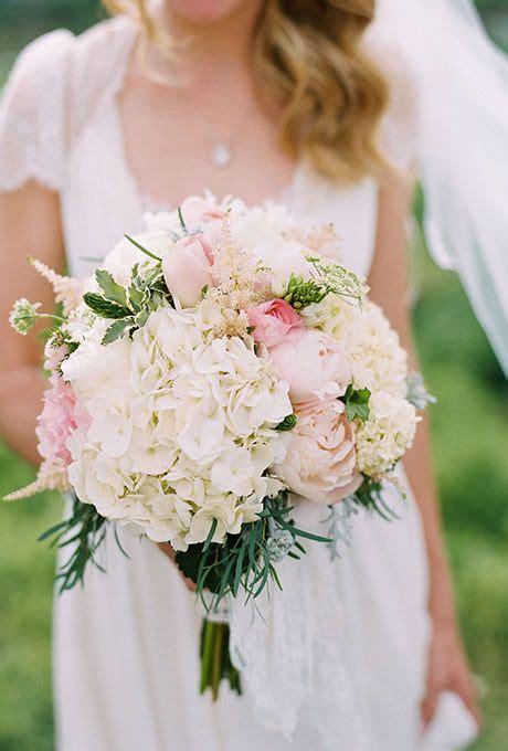 cute hydrangea wedding bouquets ideas  pinterest