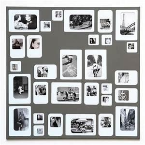 Grand Pele Mele Photo : pele mele photo pele mele gris par presse citron ~ Teatrodelosmanantiales.com Idées de Décoration