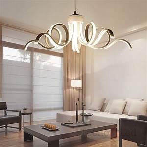 Pendant, Lights, Chandelier, Living, Room, Ceiling, Lamp, Simple, Modern, Led, Restaurant, Pendant, Lamp
