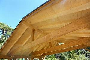 Carport Dach Holz : carport selber bauen leichtgemacht ratgeber wohn journal ~ Sanjose-hotels-ca.com Haus und Dekorationen