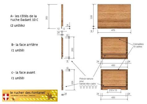 plan de fabrication de ruche dadant 10 cadres page4 ruche abeilles frelons tags