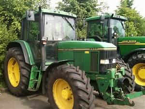 John Deere 6100 6200 6300 6400 6600 Tractor Workshop Manual Technical Repair Service Manual