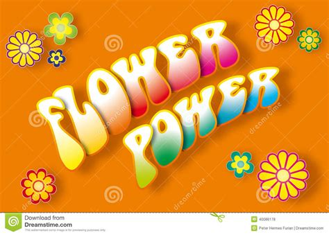 Flower Power Lettering Stock Illustration  Image 40086178. Aesthetic Lettering. Korean Banners. Garden Eden Murals. Ravindra Logo. Bank Logo. Mobile Tablet Banners. Corner Logo. Maxfield Parrish Murals