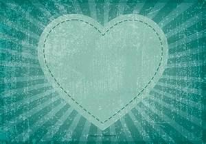 Grunge Heart Background - Download Free Vector Art, Stock ...