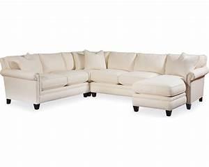 Thomasville sectional sofas large thomasville sectional for Thomasville sectional sofa leather