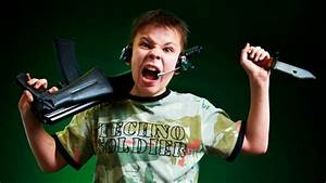 Do violent video games make children more aggressive?