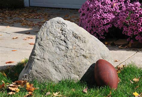 artificial rocks landscaping supplies rocks