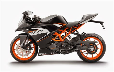 Rc 200 Image by Ktm Rc 125 200 390 30 High Resolution Photos Released