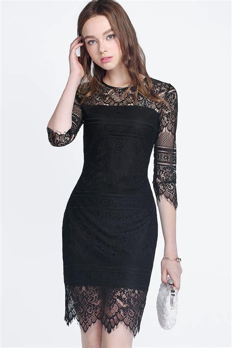 fayth bijou lace dress