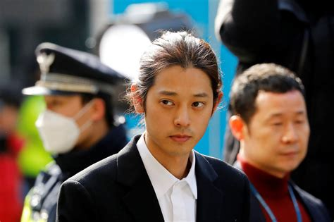 K Pop Star Arrested For Filming And Sharing Sex Video