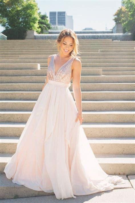 gorgeous  glamourous metallic wedding dresses