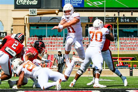 Texas Football: 3 bold predictions vs. TCU Horned Frogs in ...