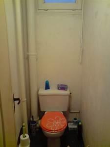 Papier Peint Pour Wc : pose papier peint dans wc ~ Nature-et-papiers.com Idées de Décoration