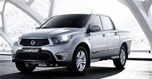 Ssangyong Actyon Sports 2015