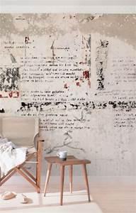 59 best tapeten design ideen images on pinterest With balkon teppich mit tapeten retro design