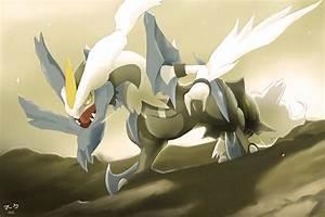 Pokemon: White Kyurem by mark331 on DeviantArt