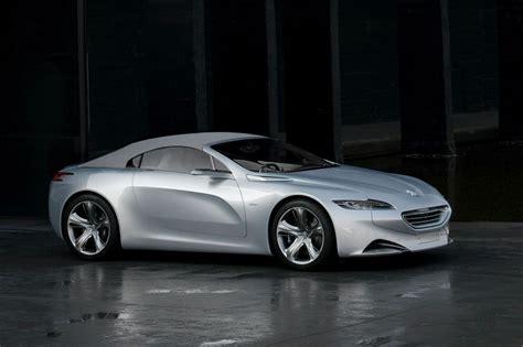 Peugeot Sr1 by Peugeot Sr1 Concept Car Img 4 It S Your Auto World
