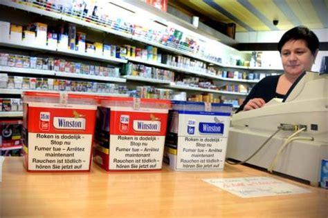 prix pot de tabac luxembourg wallonie picarde les buralistes rattrap 233 s par les accises nordeclair be