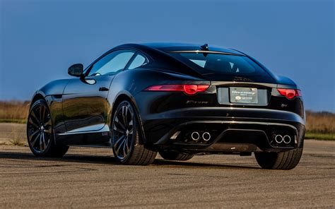 2015 Jaguar F-type R Coupe Hpe600 By Hennessey