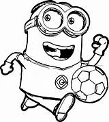 Minion Coloring Pages Printable sketch template