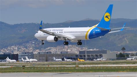 Between East and West: a look at Ukraine International Airlines — Allplane