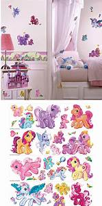My little pony wall stickers peenmediacom for Kitchen colors with white cabinets with my little pony wall stickers