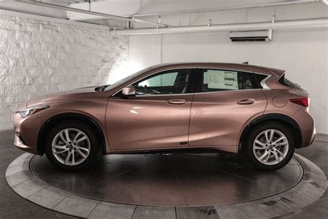 New 2018 INFINITI QX30 Luxury 4D Sport Utility in Austin #