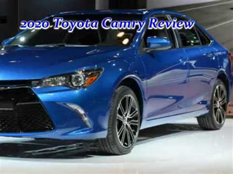 toyota camry review  specs aggressive style