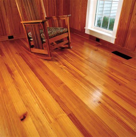 Longleaf Pine Flooring Louisiana designing against the grain