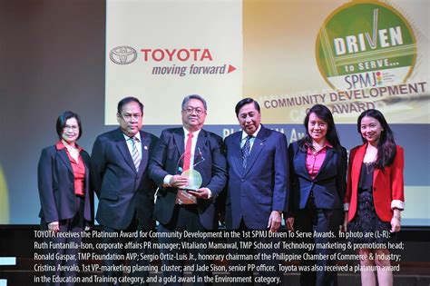 auto brands   csr programs recognized turbo zone