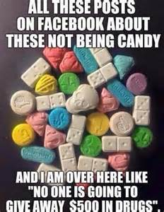 Drugged Halloween Candy by Police Warning Look For These In Your Kid S Trick Or