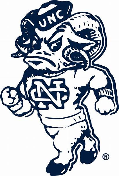 Tar Unc Heels Carolina North Tarheels Mascot