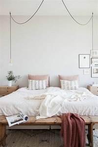 Plafonnier Chambre Adulte : le meilleur mod le de votre lit adulte design chic id es ~ Melissatoandfro.com Idées de Décoration