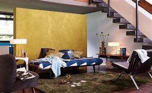 Schlafzimmer Streichen Farbe : messetrend die kraft der farben farben tapeten ~ Markanthonyermac.com Haus und Dekorationen