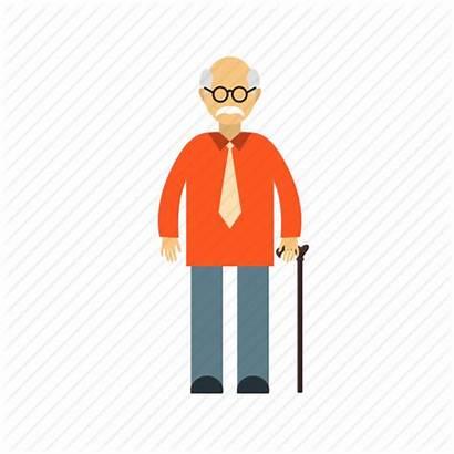 Icon Senior Citizen Prevention Fall Awareness Week