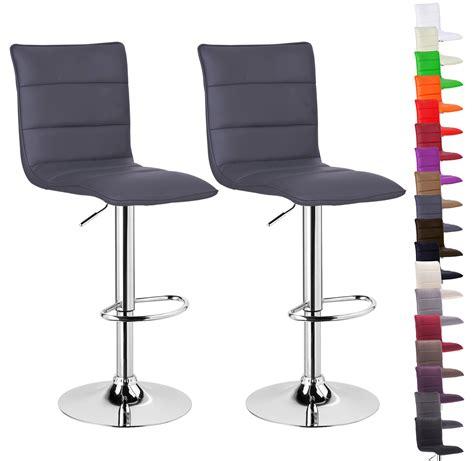 lot de chaise a vendre lot de 2 tabouret de bar avec poignée en pu tissu chaise