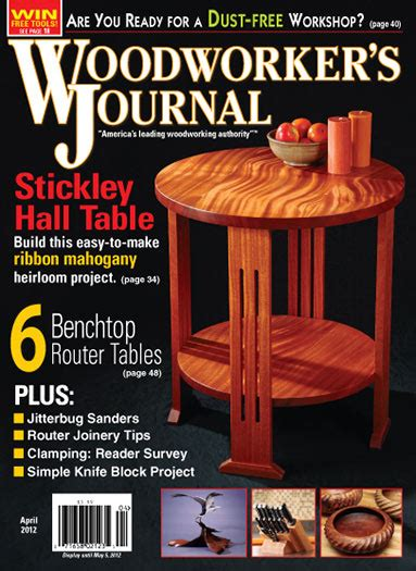 woodworkers journal magazine subscription magazinedealscom