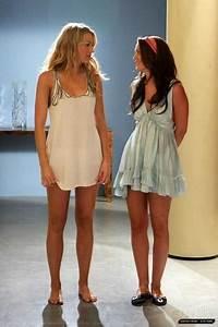 Pyjama Party Outfit : serena and blair pyjama party gossip girl tv fashion ~ Eleganceandgraceweddings.com Haus und Dekorationen