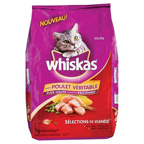 cuisine riz nourriture sèche pour whiskas 4 kg rona