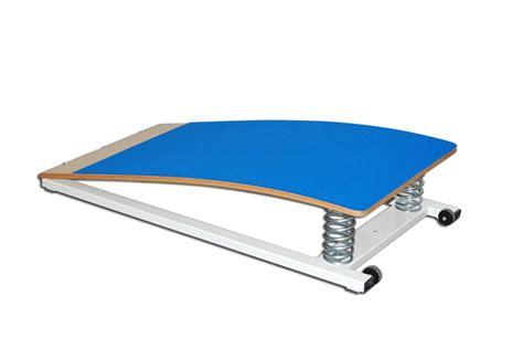 una pedana da palestra pedane elastiche pedane corpo libero 187 sport system