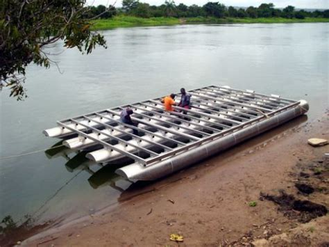 House Boat Vs Boat House by Diy Pontoon Boat Kits Or House Eco Home House Boot