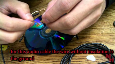 How Fix Replace Bad Audio Jack Cable Plug