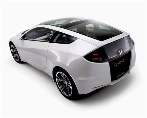 Honda Cr Z Concept Car Wallpaper Honda Cars Wallpapers In