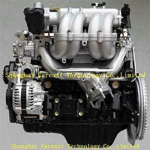 China Petrol Engine Toyota 3y  4y Gasoline Engine